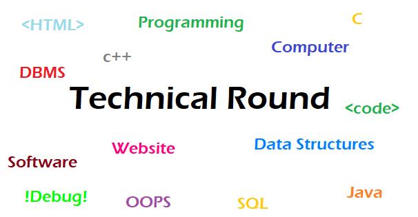 Job Interview Technical Round