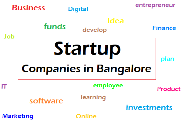 Startup companies in bangalore